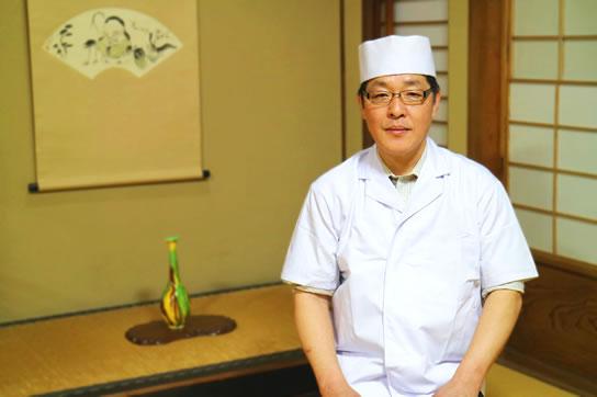 Grand Chef Yoshikazu Maruyama